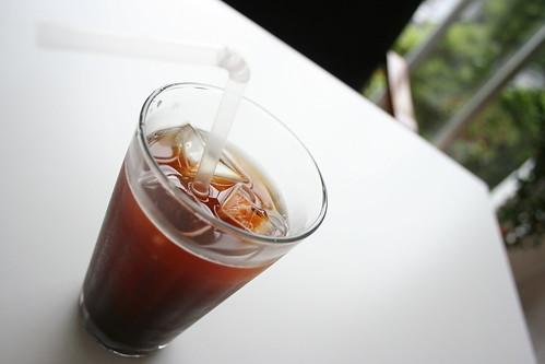 きりっとさわかやかな苦みを楽しめるカフェ アメリカーノ(アイス)