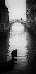 Venice, Gondola, Bridge (MaggyMorrissey) Tags: bridge venice canal gondola venezia veneto