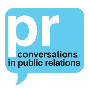 iTunes PR Podcast Logo