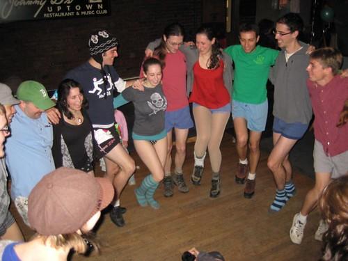 No Pants 2009