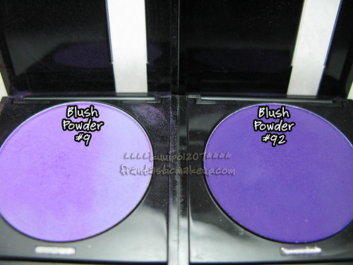 Make Up Forever Eye Shadow #9 & #92