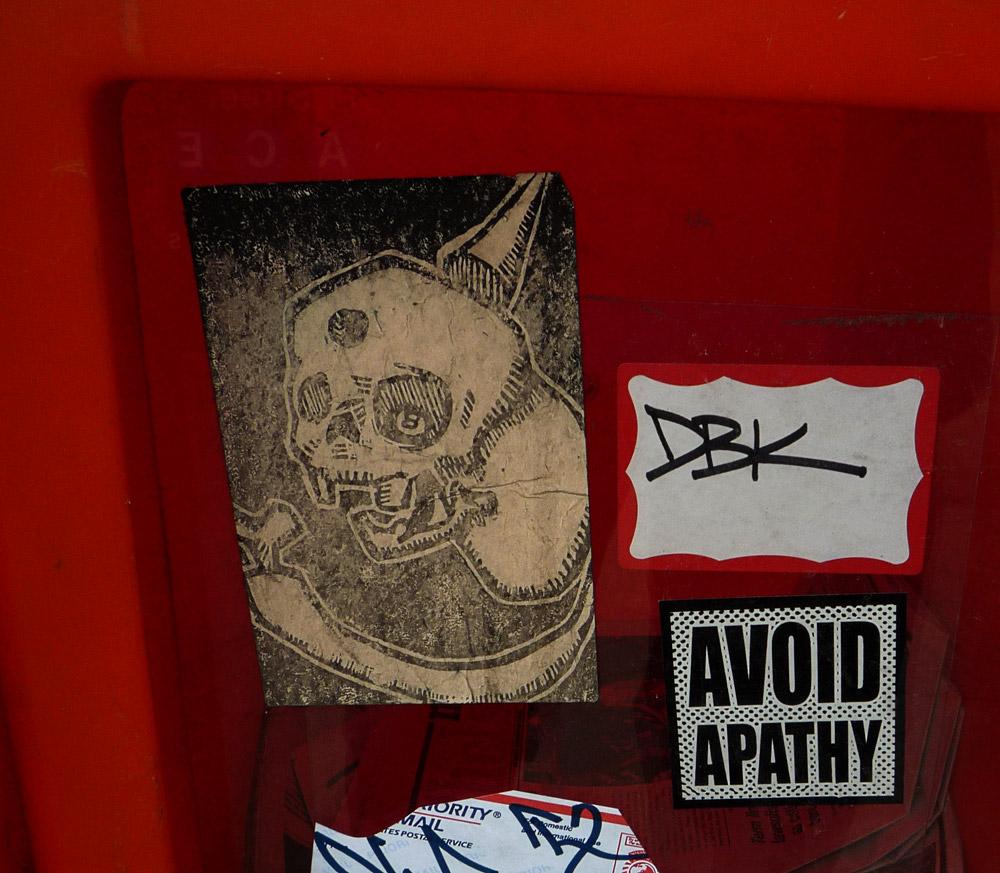 Avoid Apathy