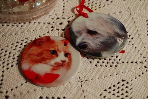 Christmas Ornaments (copyright Hanna Andersson)