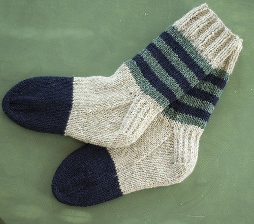 Sock #33 (52 Sock Challenge)