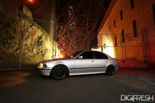 Under the Golden Gate - Pavel - BMW 5 Series