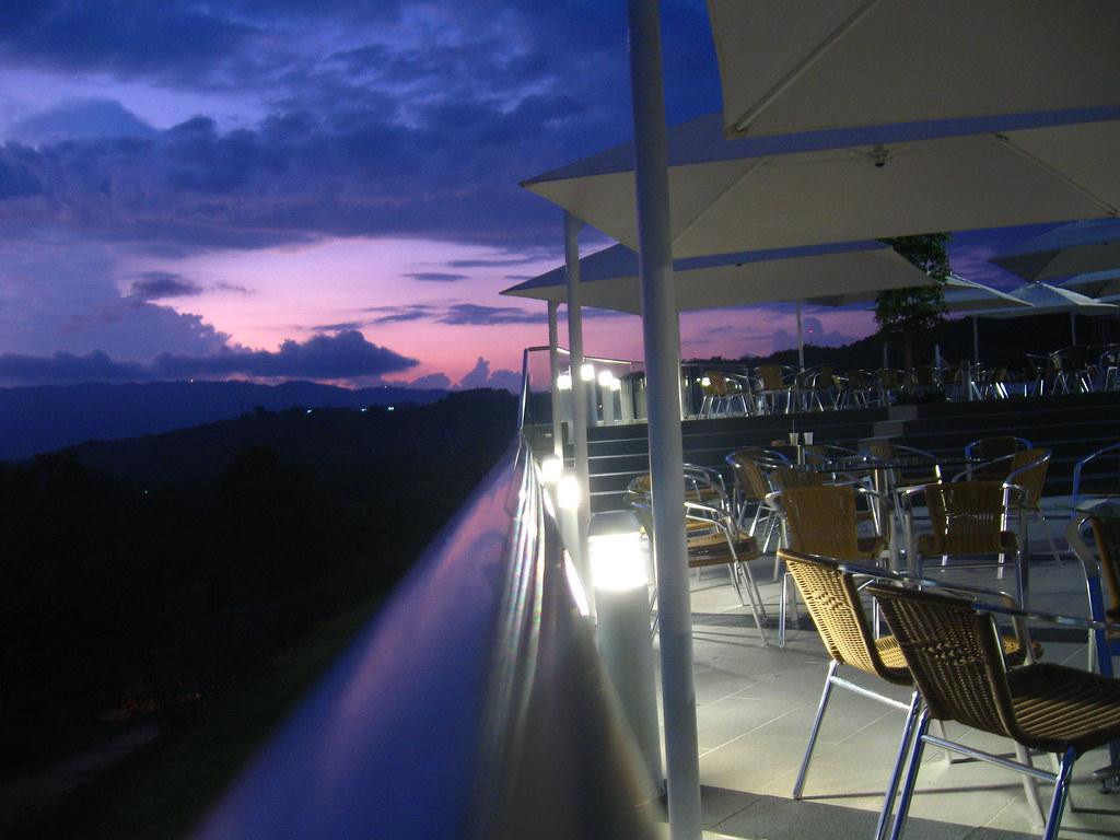 Atardecer Club Campestre, Bucaramanga