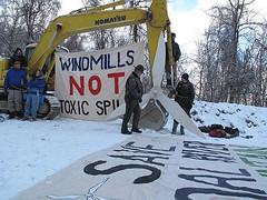 Coal River Mountain Protest
