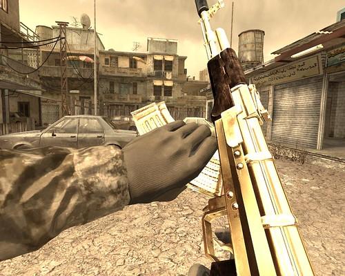 My Gold AK-47