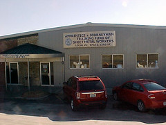 Sheet Metal Workers Training Facility