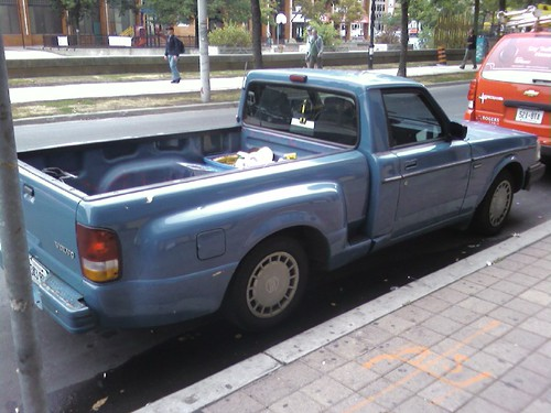 Volvo pick-up truck in Dublin,
