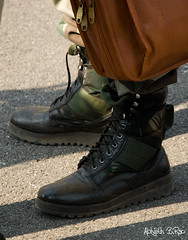 Indian Army Boots