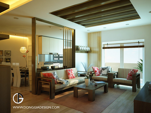 Interior Design For Apartments Living Room
