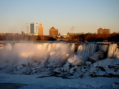 Isn't It Romantic - Niagara Falls USA (flipkeat) Tags: new york winter usa snow ny ice closeup wonder landscape frozen waterfall twilight veil natural unique awesome side scenic niagara falls american waterfalls romantic bridal incredible soe blueribbonwinner amazinglight justonelook 5photosaday platinumphoto anawesomeshot citrit goldstaraward landscapedreams absolutelystunningscapes dsch50 vosplusbellesphotos panoramafotografico