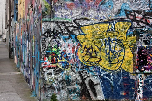 Dublin Street Art - Windmill Lane