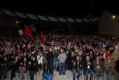 DSC_0202 (RufiOsmani) Tags: macedonia change albanian elections 2009 kombi osmani gostivar rufi shqip flamuri maqedoni gjuha rufiosmani zgjedhje ndryshime politike