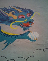 Dragon Close-up (robertbarrer) Tags: mural elcerrito