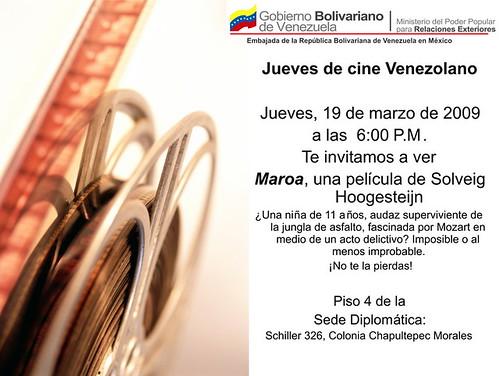 Cine Venezolano 2