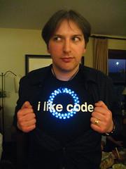 i like code