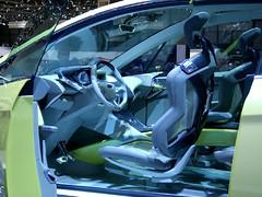 Ford Iosis Max interni