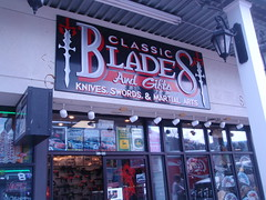 classic blades