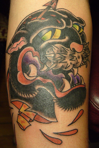 BLACK PANTER TATTOO'S by yerko tattoo. Yerkosquad@Hotmail.Com