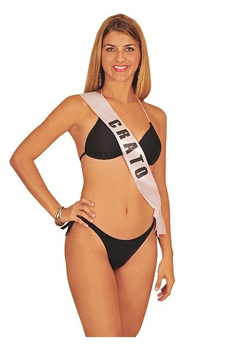 Miss Crato 2009  - Iris Lane