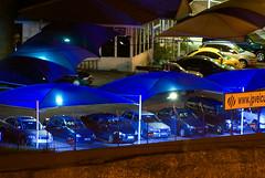Blue Cars (Daniel Pascoal) Tags: cars car azul night carros carro noite sjc sell venda saojosedoscampos danielpg revenda 70300vr2xteleconverter900mmequiv danielpascoal
