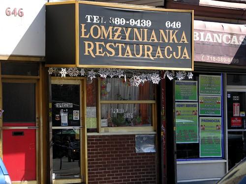 Best Polish Restaurants In Greenpoint