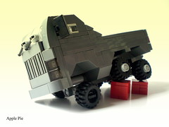 Pwn'em boxez (Apple - Pie) Tags: 6x6 truck lego trialtruck