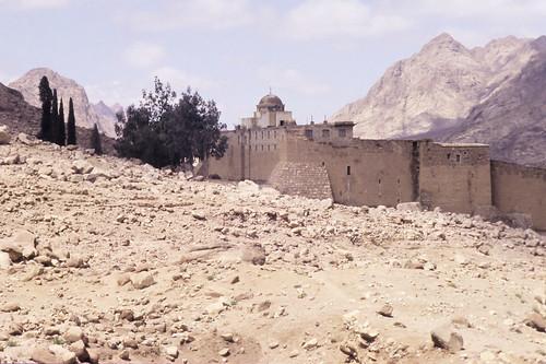 2d-23: Saint Catherine's Monastery
