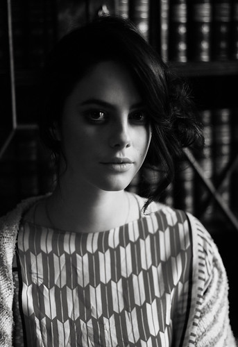 Kaya (Effy) Scodelario (Set) · B&W (Group) · Emotive Portraiture (Group)