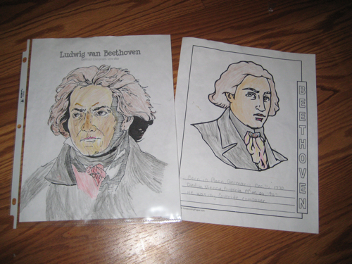 JDBoy's Beethoven Pages