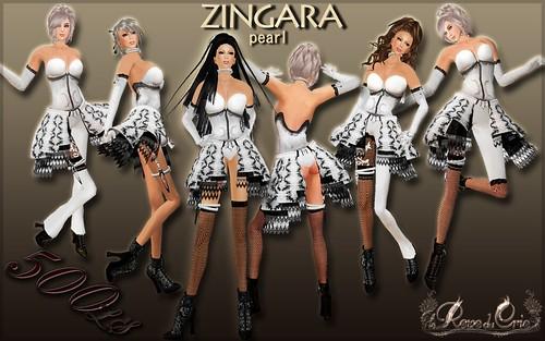 ::RC:: ZINGARA <pearl>