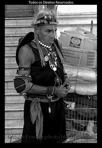 Índio Velho Macanudo
