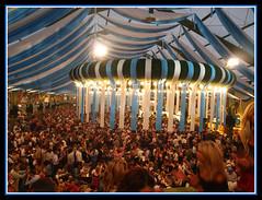 PROST !!!!!!!!!! (Mnchen, Bayern) (losgor ) Tags: beer germany munich mnchen de bayern deutschland la fiesta cerveza olympus oktoberfest alemania bier e3 prost zuiko spaten baviera theresienwiese 1260