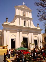 Catedral de San Juan San Juan, Puerto Rico (raniel1963) Tags: san juan puertorico isla boricua isladelencanto portorico borinquen catedraldesanjuansanjuan raniel1963raniel1963raniel1963