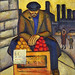 Barbara Stevenson: Apple Vendor, 1934