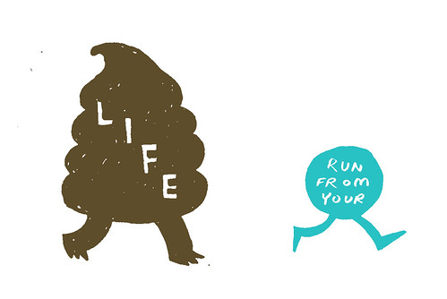 Run From Your Life by Tim Lahan.