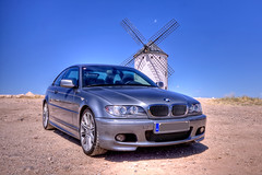 BMW Serie 3 Coupe, HDR