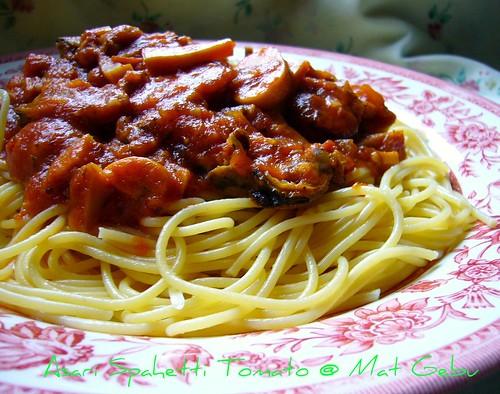 Asari Spaghetti Tomato