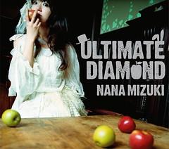 090714(1) - 聲優水樹奈奈的最新專輯『ULTIMATE DIAMOND』累積銷售量突破10萬張,獲頒「金唱片」殊榮