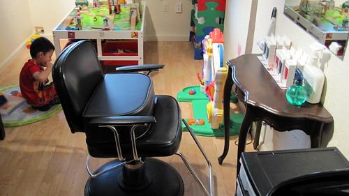 Kids Salon Room - Play Area 1