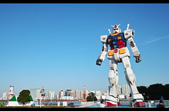 MOBILE SUIT GUNDAM (Full-scale Model) (Noisy Paradise) Tags: city urban japan tokyo sigma  odaiba gundam foveon dp1 sigmadp1 1