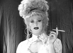 hostess_03 (Heather Renee) Tags: fetish capri heather smoking transgender more transvestite crossdresser 120s