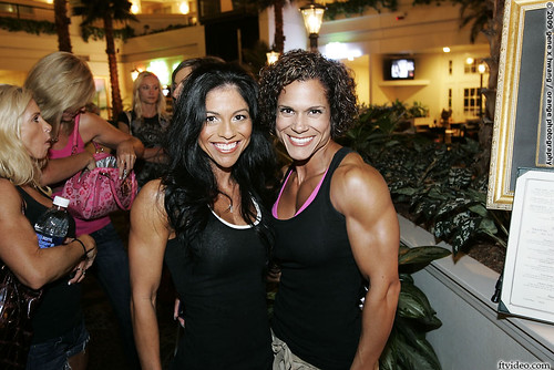 2009 NPC USA weigh in