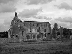 "Binham Priory • <a style=""font-size:0.8em;"" href=""http://www.flickr.com/photos/87605699@N00/3752352901/"" target=""_blank"">View on Flickr</a>"