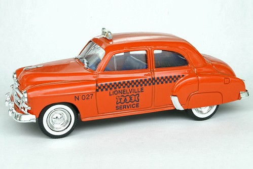 Solido 1950 Chevrolet 1:43 Scale