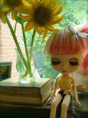 wishing for sunshine!