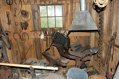 Tools shed