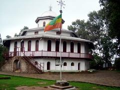 Entoto St. Mary church